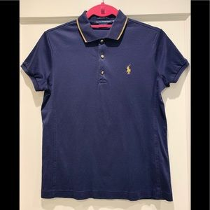 Ralph Lauren Golf | Royal Blue Golf Shirt